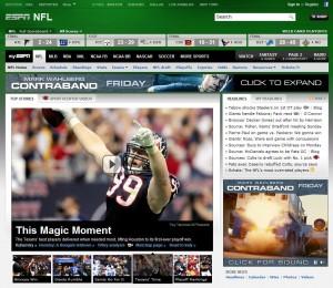ESPN.com Jan 08, 2012
