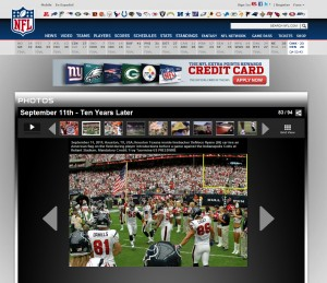 NFL.com Sept 11, 2011