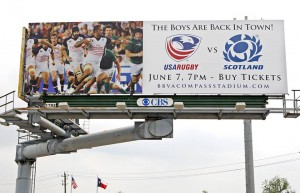 Rugby billboard 2014