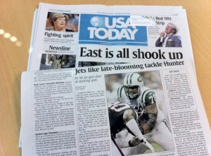 USA TODAY Aug 2011