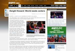 ESPN.com Jan 25, 2014